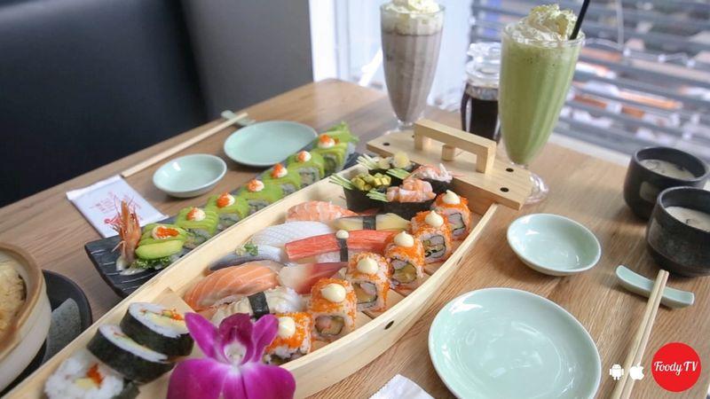 Sushi ba con soc